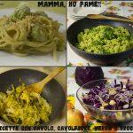 Ricette con cavolo, cavolfiore, verza e broccoli