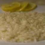 Risotto al limone - ricetta facile e leggera