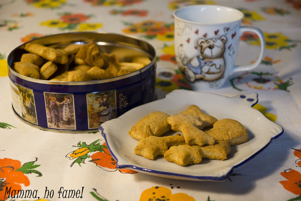 Biscotti semplici per tutta la famiglia