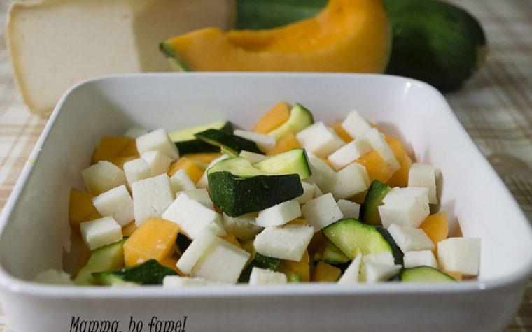 Ricette con zucchine e melone in insalata