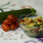 Insalata di quinoa con verdure - ricetta senza glutine