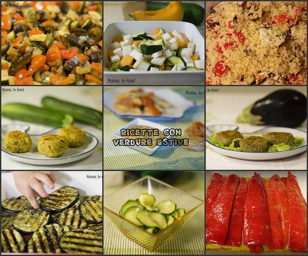 ricette con verdure estive mamma ho fame