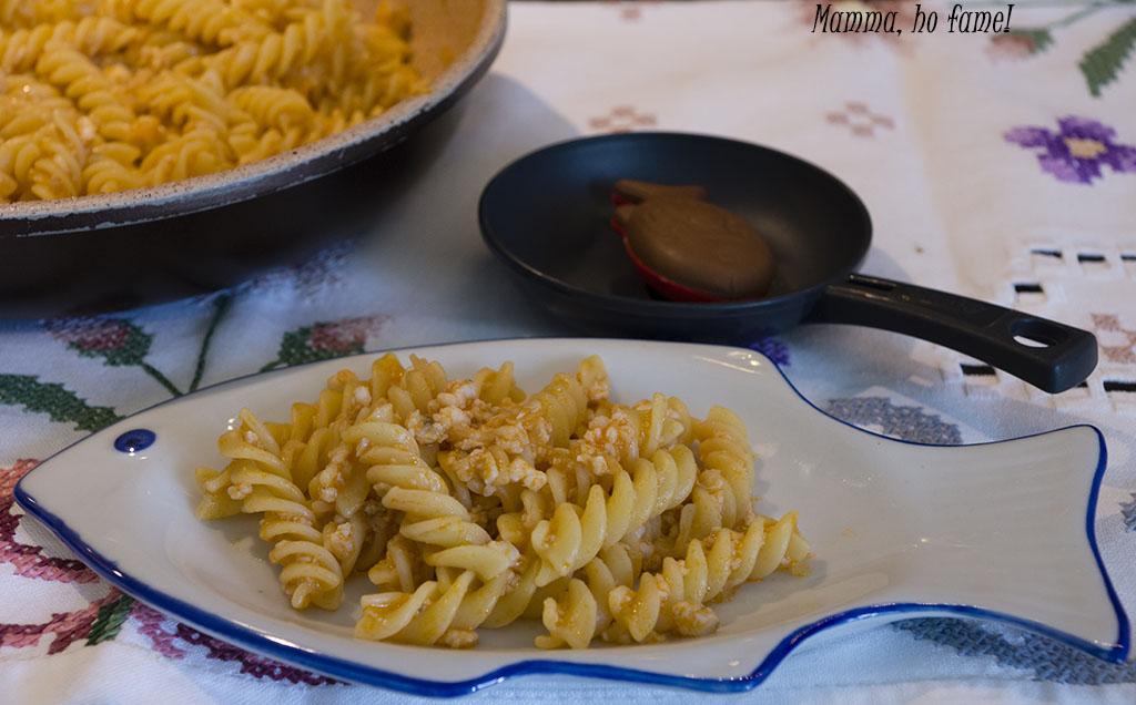 Popolare Pasta con pesce per bambini - ricetta facile | Mamma, ho fame! PL08