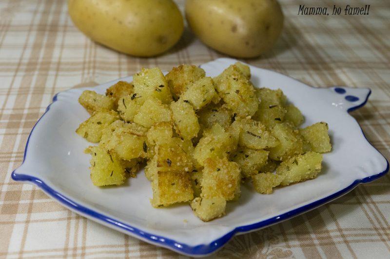 Patate sabbiose – ricetta contorno