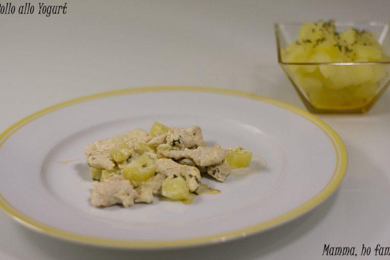Straccetti di pollo allo yogurt – ricetta veloce
