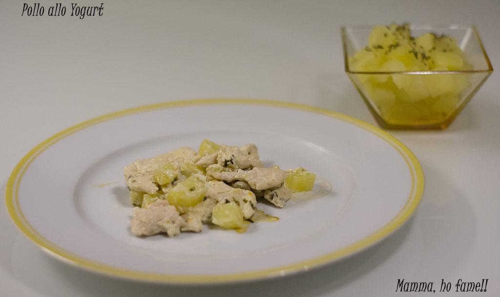 Straccetti di pollo allo yogurt - ricetta veloce