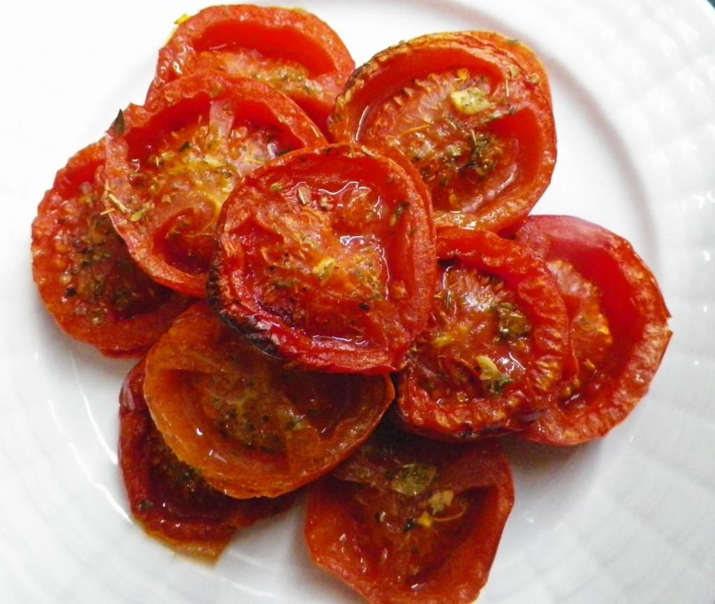 Pomodori al forno | Le ricette di mamma Lù