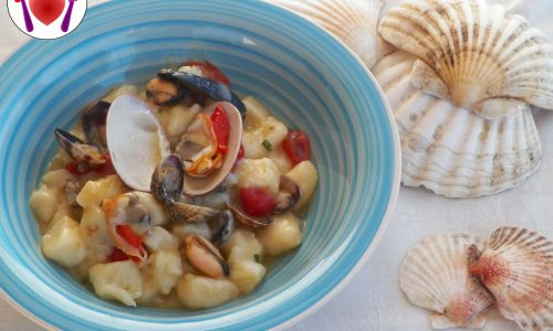 Gnocchi ai frutti di mare
