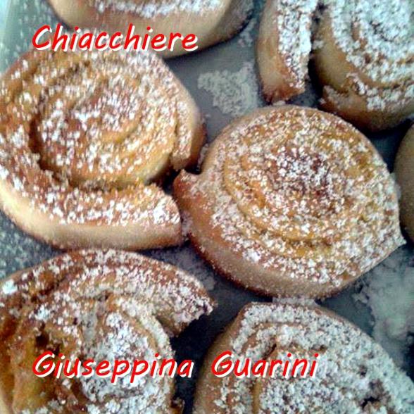 Chiacchiere - Giuseppina Guarini mod