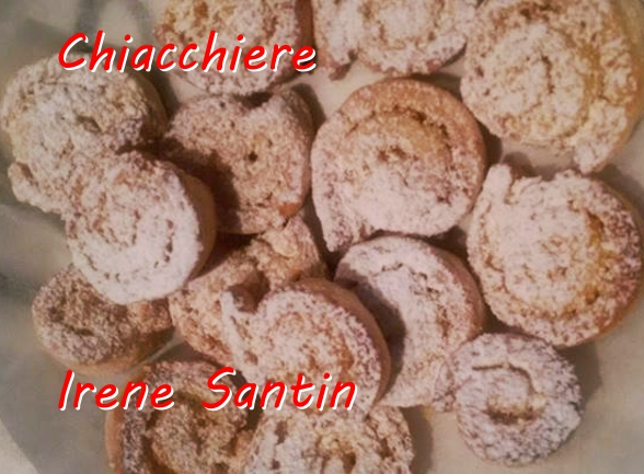 Chiacchiere - Irene Santin mod