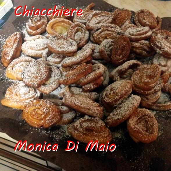 Chiacchiere - Monica Di Maio Mod