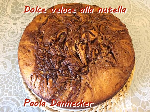 Dolce veloce alla nutella Paola Dannecker 2 mod