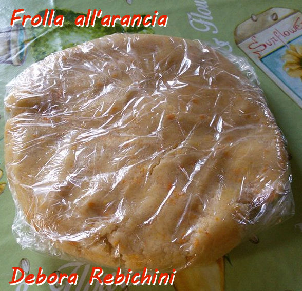Frolla all'arancia 2 - Debora Rebichini Mod
