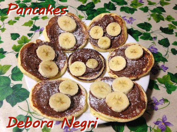 Pancakes - Debora Negri mod