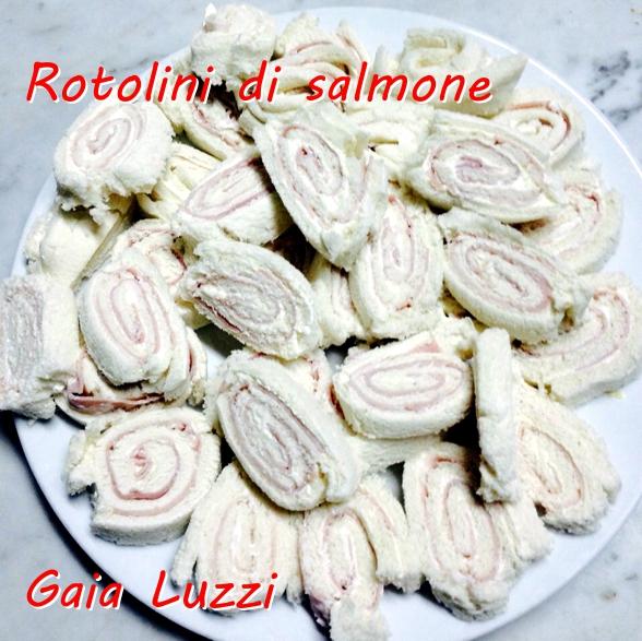 Rotolini di salmone - Gaia Luzzi mod