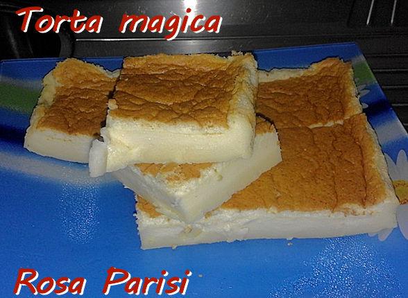 Torta magica 2 - Rosa Parisi mod