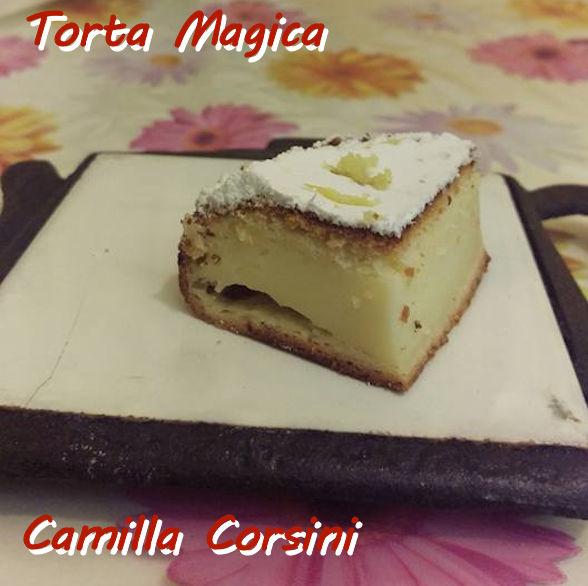 Torta magica Camilla Corsini mod
