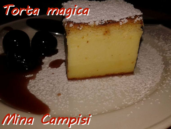 Torta magica Mina Campisi mod