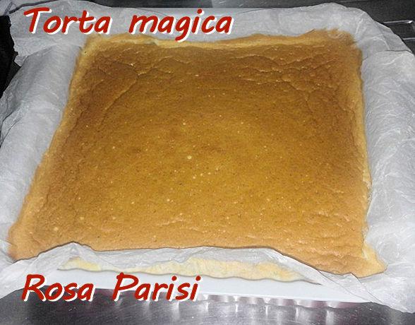 Torta magica - Rosa Parisi mod