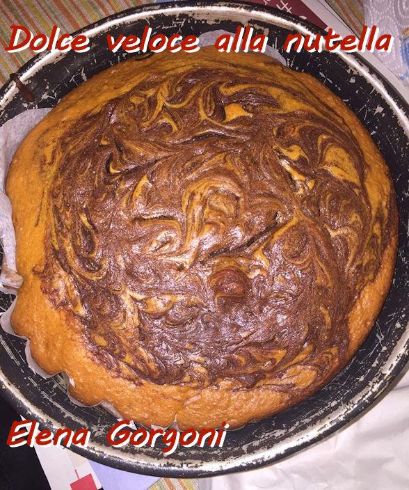 dolce veloce alla nutella - Elena Gorgoni 2 mod
