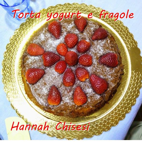 dolce yogurt e fragole - hanna chisesi mod