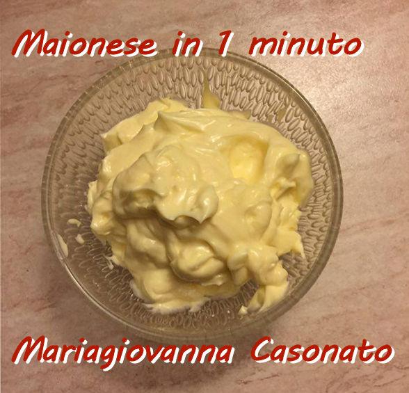 maionese - Mariagiovanna Casonato mod