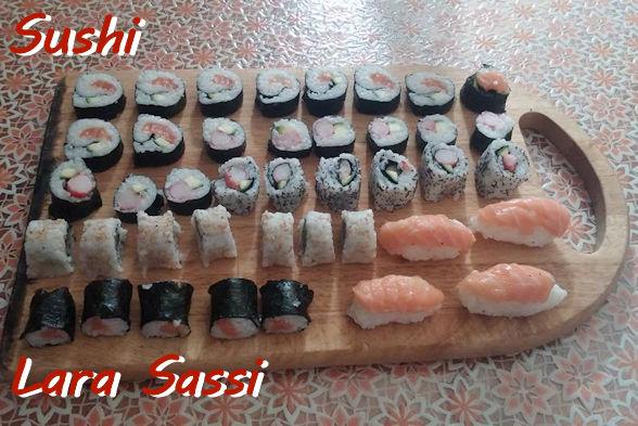 sushi Lasa Sassi mod