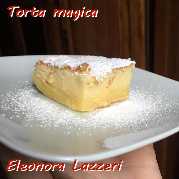 torta magica Eleonora Lazzeri mod