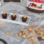 Cioccolatini ripieni di Nutella