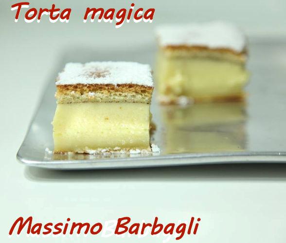 Torta magica Massimo Barbagli mod