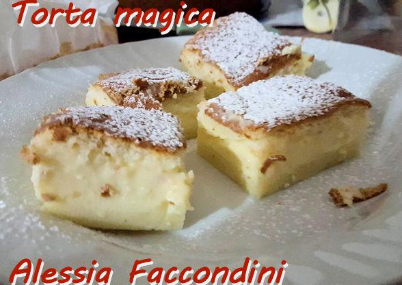 Torta magica Alessia Faccondini mod