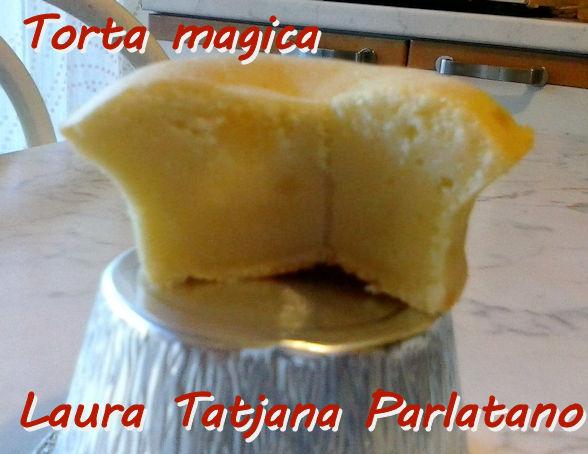 Torta magica Laura Tatjana Parlatano mod
