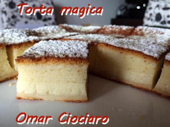 Torta magica Omar Ciociaro mod