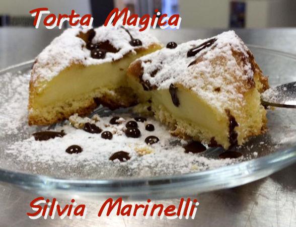 Torta magica SIlvia Marinelli mod