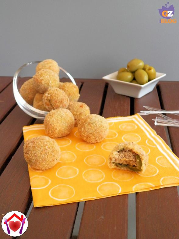 Olive Ascolane (o Olive all'ascolana)