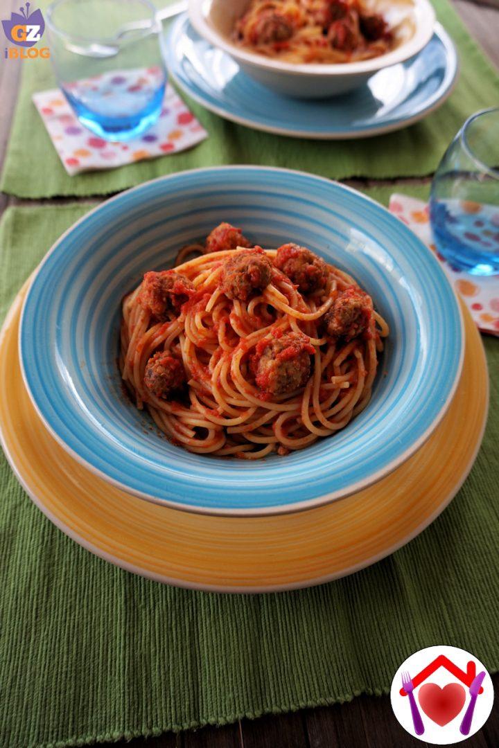 spaghetti pazzina