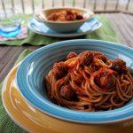 Spaghetti pazzia di Hancock #ciakfood