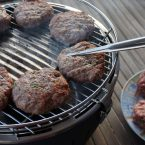 Hamburger di tacchino e pecorino