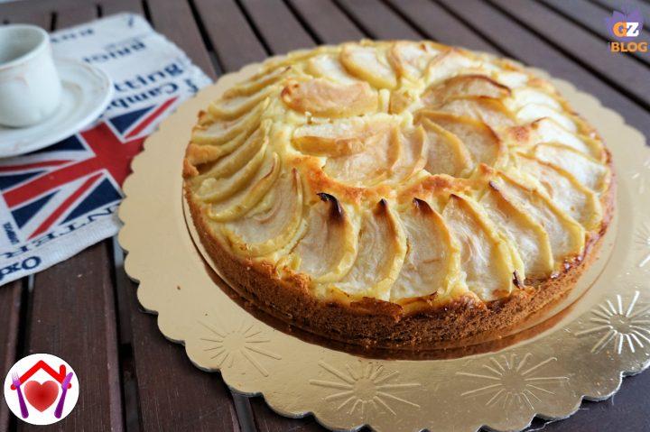 torta di mele alla ricotta
