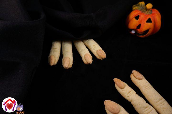 Dita di Strega – Ricetta per Halloween