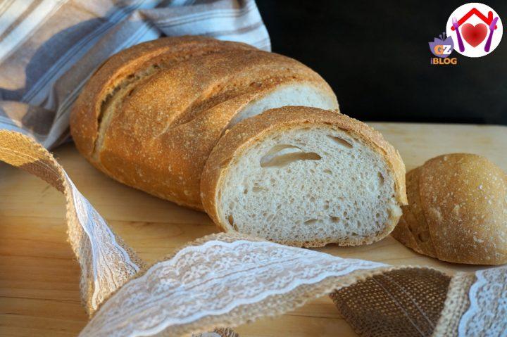 Pane di Farina e Semola