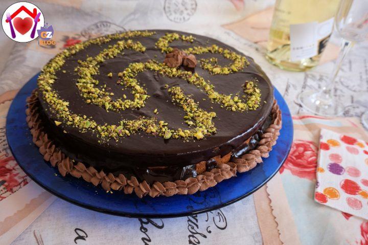 torta al pistacchio