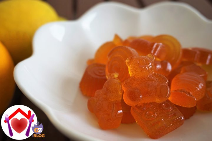 caramelle agli agrumi