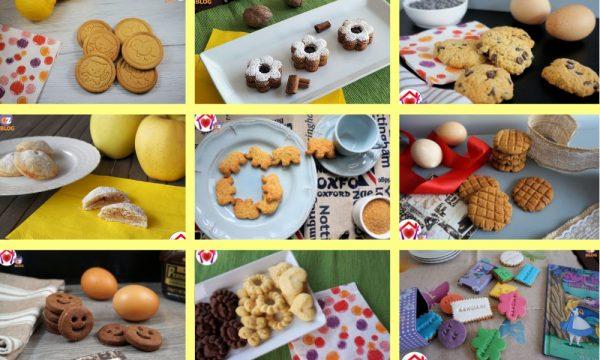 Raccolta di ricette: i biscotti