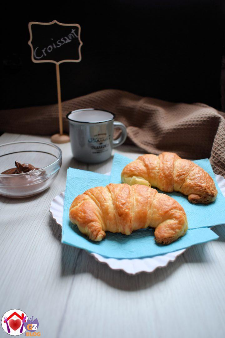 Croissant - brioches