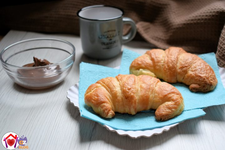 Croissant - brioche