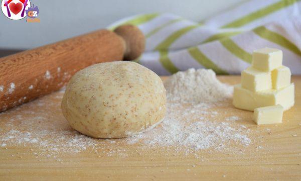 Pasta brisè integrale
