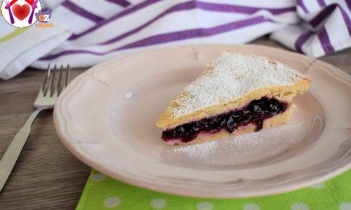Grape pie – Torta di uva (vegana)