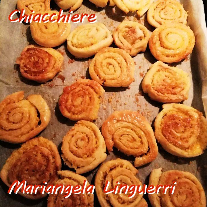 Chiacchiere - Mariangela Linguerri