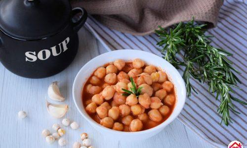 Zuppa di ceci, ricetta umbra